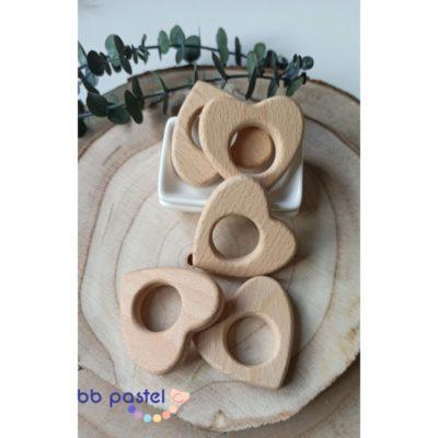 jouet de dentition en bois